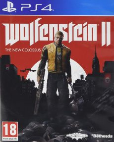 Wolfenstein II: The New Colossus /PS4