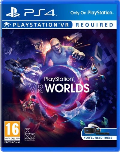 Playstation VR Worlds /PS4