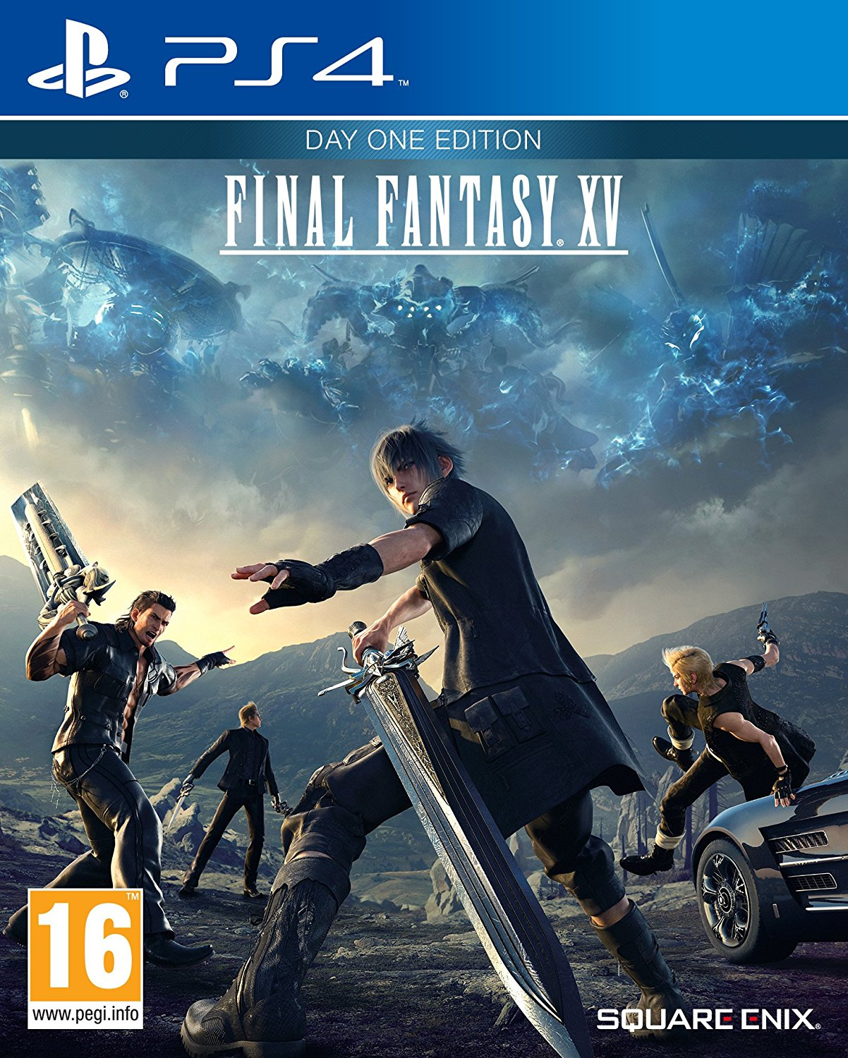Final Fantasy XV (15) - Day One Edition /PS4