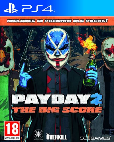 Payday 2: The Big Score /PS4