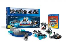 Skylanders Superchargers - Starter Pack - Dark Edition /PS4