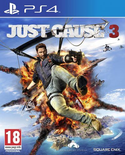 Just Cause 3 /PS4