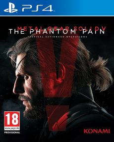 Metal Gear Solid V: The Phantom Pain - Day 1 Edition (PS4)