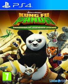 Kung Fu Panda: Showdown of Legendary Legends /PS4