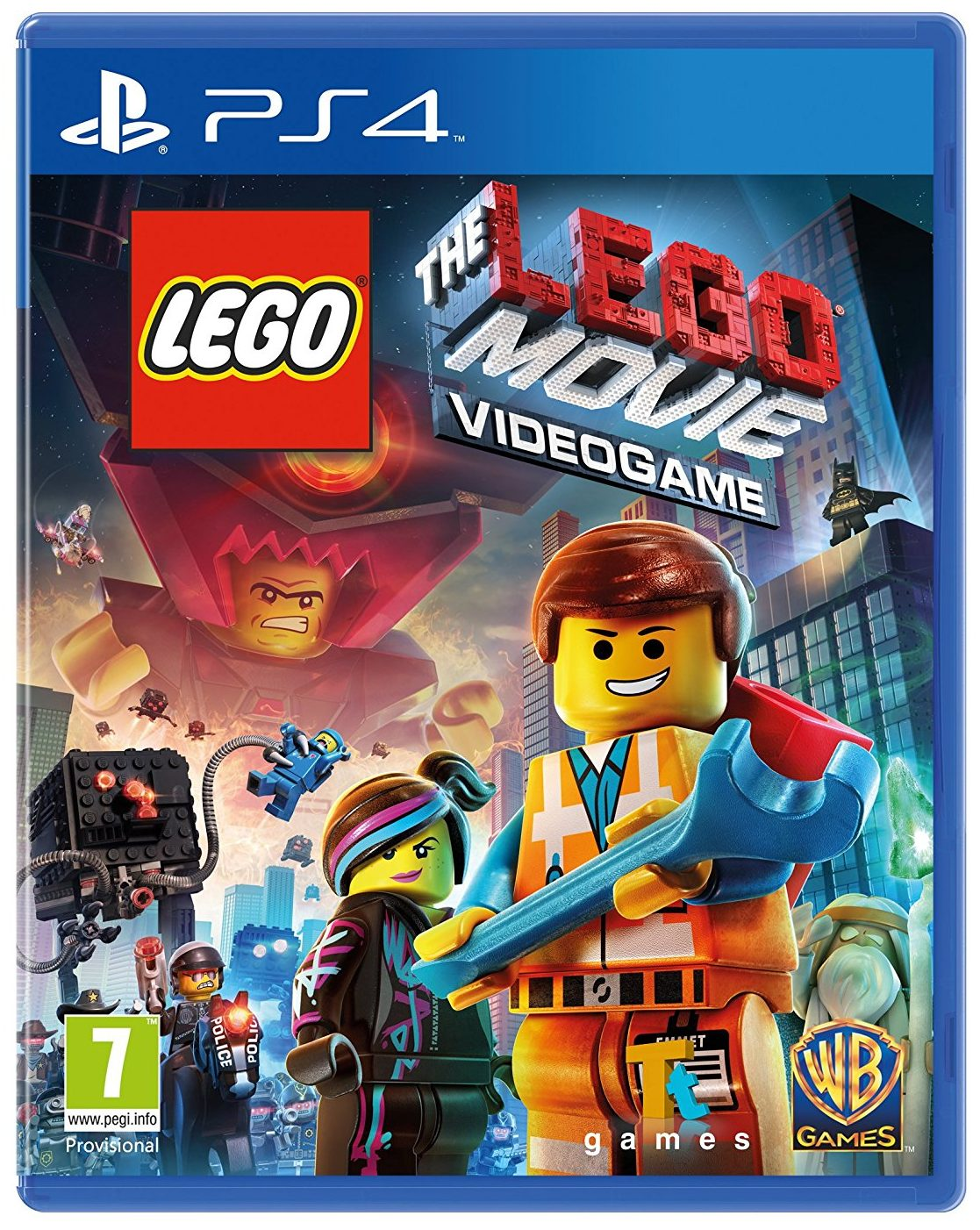 Lego Movie: The Videogame /PS4