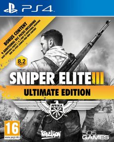 Sniper Elite III (3) Ultimate Edition /PS4