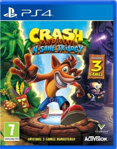 Crash Bandicoot N. Sane Trilogy /PS4