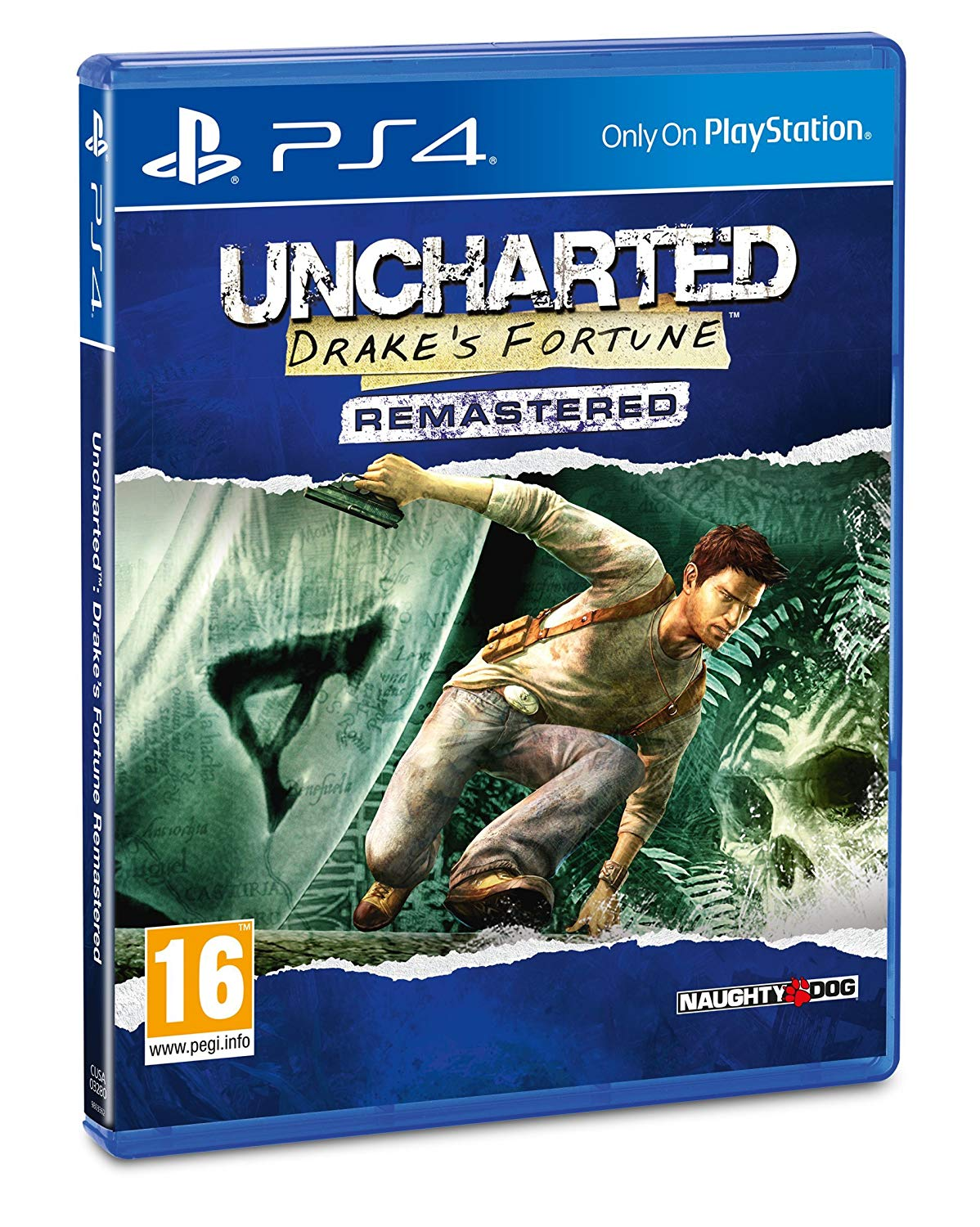 Uncharted: Drake's Fortune Remastered /PS4