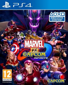 Marvel vs. Capcom: Infinite /PS4
