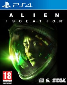 Alien: Isolation - Nostromo Edition /PS4 /lietota