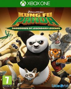 Kung Fu Panda: Showdown of Legendary Legends /Xbox One