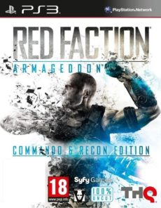 Red Faction: Armageddon (PS3)