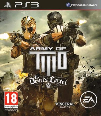Army of Two: The Devil's Cartel /PS3
