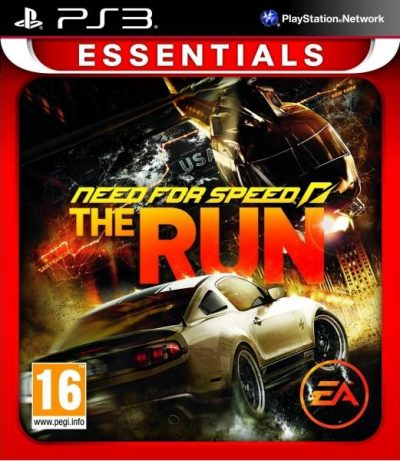 Need for Speed: The Run (Essentials) /PS3