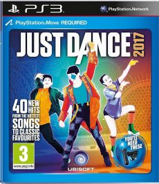 Just Dance 2017 /PS3