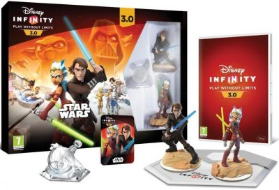 Disney Infinity 3.0 Star Wars Starter Pack /PS3
