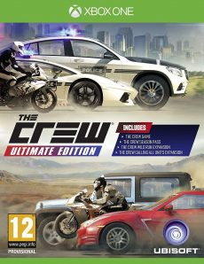 The Crew - Ultimate Edition /Xbox One