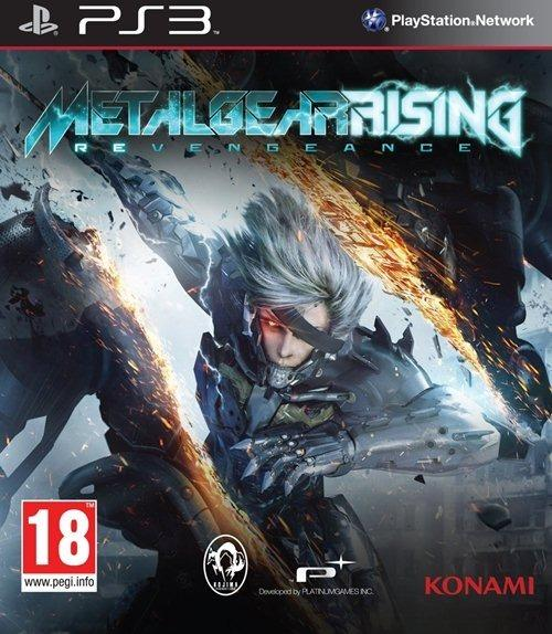 Metal Gear Solid Rising Revengeance /PS3