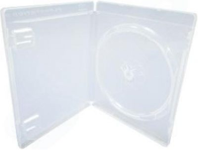 Playstation 3 Replacement Case (CLEAR) /PS3