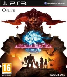 Final Fantasy XIV (14) A Realm Reborn /PS3
