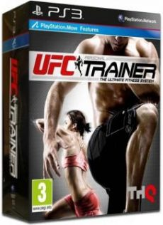 UFC Personal Trainer INCL BELT (Move) /PS3