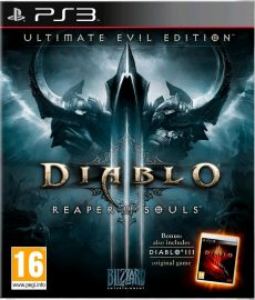 Diablo III (3): Reaper of Souls - Ultimate Evil Edition /PS3