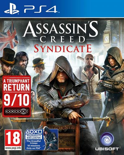 Assassin's Creed Syndicate (PS4) /lietota/