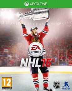 NHL 16 (Xbox One) /lietota