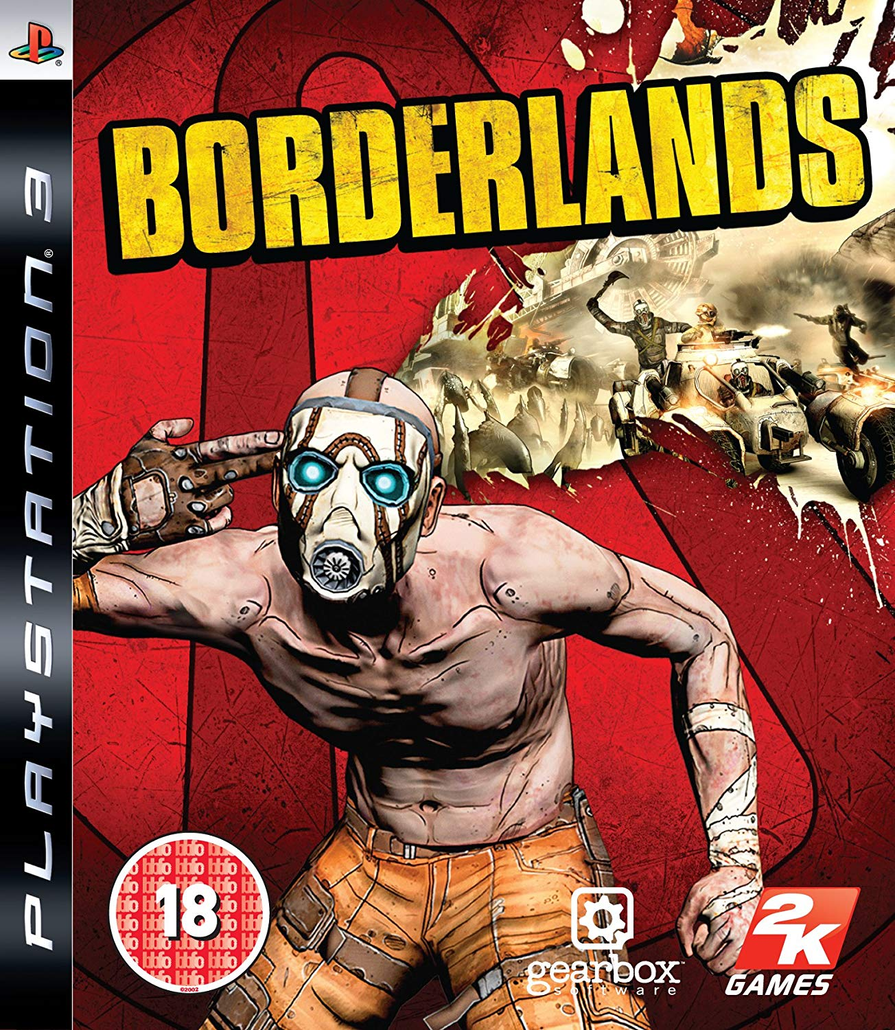 Borderlands (PS3) Platform:PlayStation 3 Edition:Standard Edition