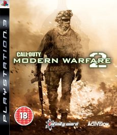 Call of Duty: Modern Warfare 2 (PS3) /lietota