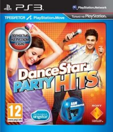 Dance Star Party Hits Move (PS3)