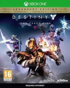 Destiny: The Taken King - Legendary Edition (Xbox One) /lietota