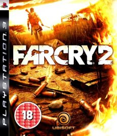 Far Cry 2 (PS3) /lietota