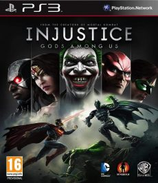 Injustice: Gods Among Us /PS3
