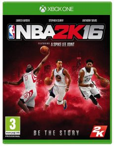 NBA 2k16 (Xbox One) /lietota