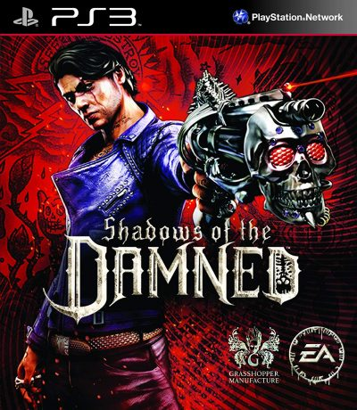 Shadows of the Damned (PS3) /lietota