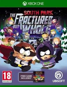 South Park: The Fractured But Whole (Xbox One)/lietota