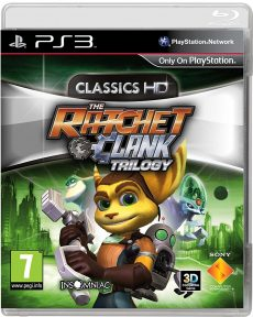 The Ratchet Clank Trilgy Classics HD (PS3)