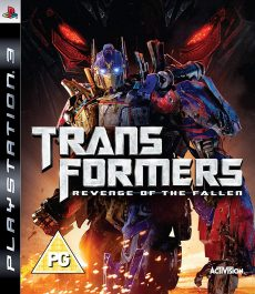Transformers: Revenge of the Fallen - The Game (PS3) Platform:PlayStation 3 Edition:Normal