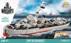 World of Ships -  BLYSKAWICA- 660 Pcs /Toys