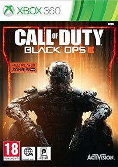 Call of Duty: Black Ops 3 (Xbox 360) Online only /lietota