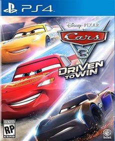 Cars 3: Driven to Win /PS4