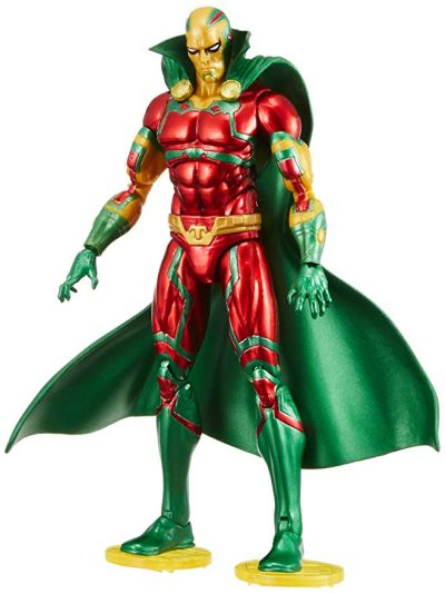 DC Action Figures Icons  Mister Miracle Earth 2
