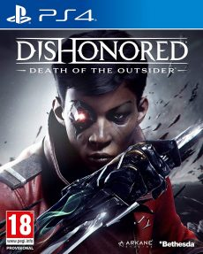 Dishonored: Death of the Outsider /RUS/ PS4