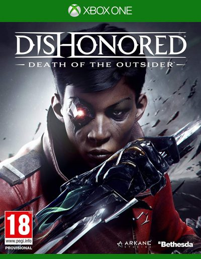Dishonored: Death of the Outsider /Xbox One