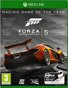 Forza Motorsport 5 - Game of the Year Edition  /Xbox One