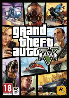 Grand Theft Auto V (PC) Platform:PC Edition:Standard Edition