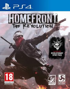 Homefront - The Revolution (PS4) /lietota