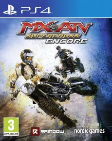 MX vs ATV Supercross Encore /PS4