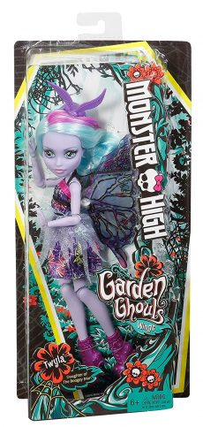 Monster High - Garden Ghouls Wings Doll - Twyla